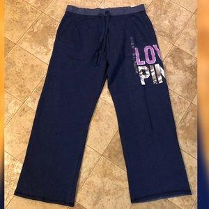 Victoria's Secret PINK Boyfriend Fit Sweatpants